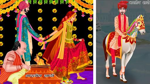 Indian Winter Wedding Arrange Marriage Girl Game 1.0.8 screenshots 15