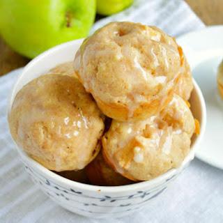 Apple Pie Pancake Muffins