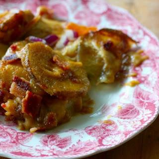 Welsh Rarebit Potato Nachos – Easy Weeknight Supper