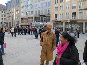 Photo: Marienplatz