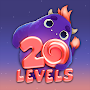 20Levels - Match Puzzles and Win Discounts APK icon
