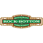 Logo of Rock Bottom La Jolla Ghost on the Boardwalk