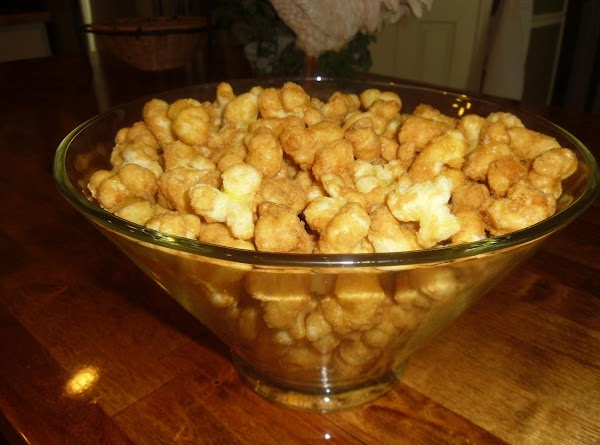 Caramel Cracked Corn Recipe