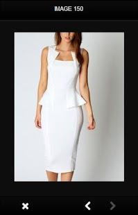 Ženy módní šaty - náhled