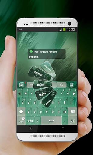 玩個人化App|綠色城市Lǜsè chéngshì GO Keyboard免費|APP試玩