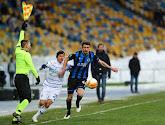 Brandon Mechele bezorgt Club Brugge goeie uitgangspositie in Kiev