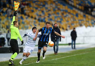 Gehavend Club heeft goeie uitgangspositie beet: tegen dit Kiev moeten ze het volgende week kunnen afmaken