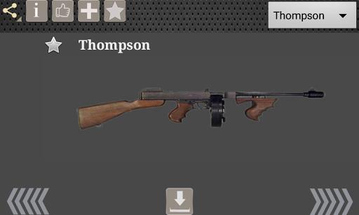 Senjata Suara 1.9.4 screenshots 8