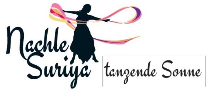 Logo Nachle Suriya tanzende Sonne