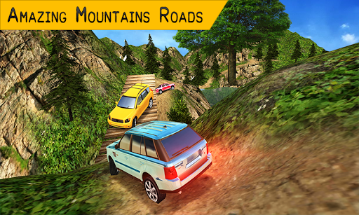 Offroad Land Cruiser Jeep apkpoly screenshots 12