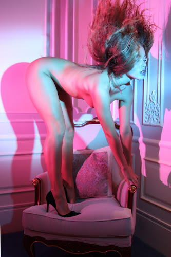 En (couleur) Vogue by ObjeKtiva Artphoto - Nudes & Boudoir Artistic Nude ( woman, mood, feminine, strong colours, seminude, colors, impliednude, hair, eroticism, model, ukranian, nudeart, art, sofa, implied, sexy, teasing, heels, lightpainting, vogue, artnude, light, vikra, flying, erotic, nude, breast, teaser, attitude )