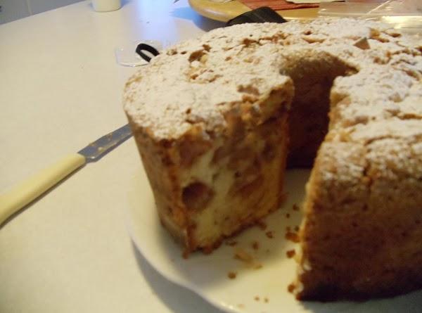 Favorite Apple Cake Recipe