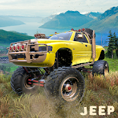 Offroad Jeep Drive 2019 - Mountain Car Driving Android APK Download Free By Strike Games