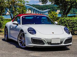 911 991H2 carrera S cabrioletのカスタム事例画像 Paneraorさんの2020年09月23日07:51の投稿