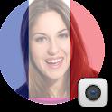 Face Paint Photo - Flag face icon