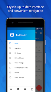 FReader: all formats reader Premium v4.0.5 Cracked APK 1