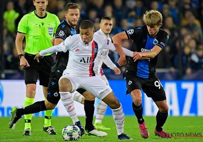 Le PSG cartonne le Club de Bruges grâce à un Mbappé en feu !