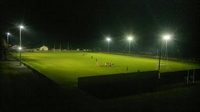 Photo: Lacken Park at night
