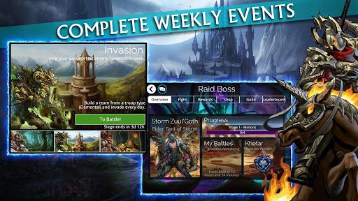 Gems of War - Match 3 RPG 4.9.0 screenshots 4