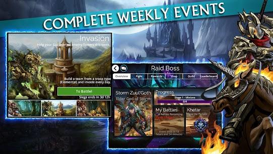 Gems of War – Match 3 RPG 4