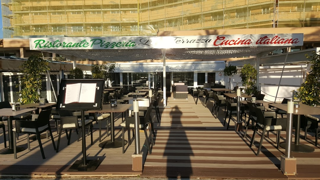 La Terrazza Pizza Restaurant In Playa De Palma