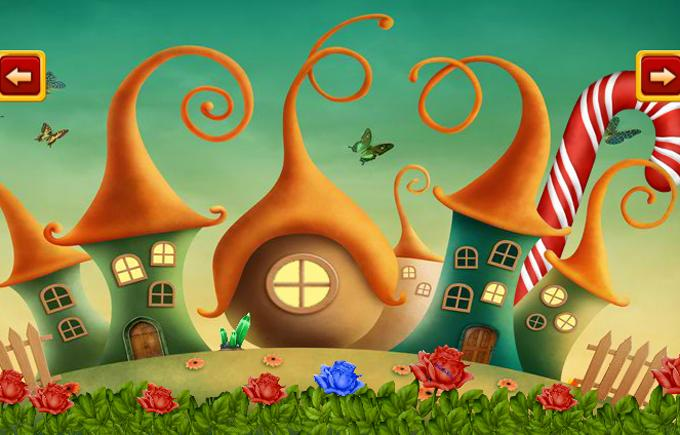 Escape game-Candyland Squirrel- screenshot