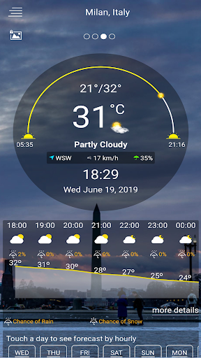 Accurate Weather Forecast: Check Temperature 2020 1.22.12 screenshots 9