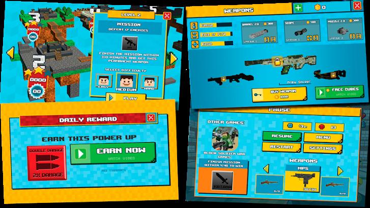 The Survival Hunter Games screenshot