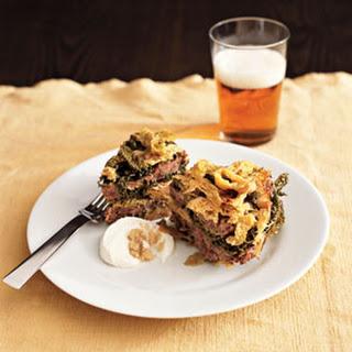 Cabbage and Sausage Casserole Recipe