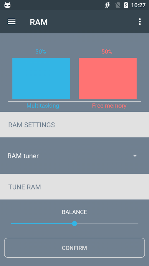 RAM Manager | Memory boost- screenshot