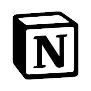 Logo Notion - Notes, Tasks, Wikis