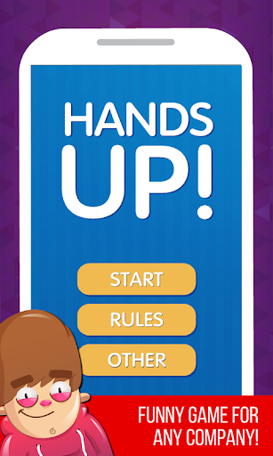 Hands up Charades