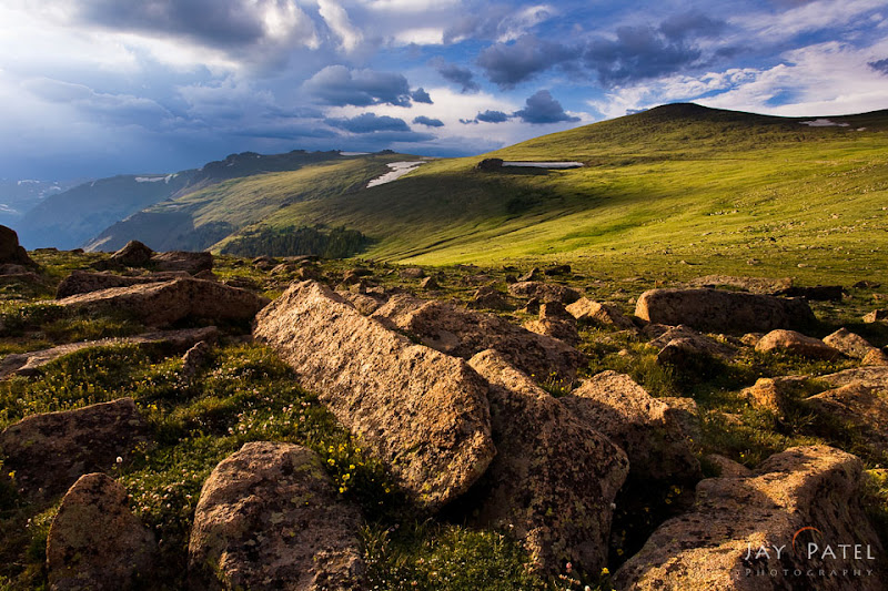 Photo: Mountain Light, Rocky Mountain National Park, CO