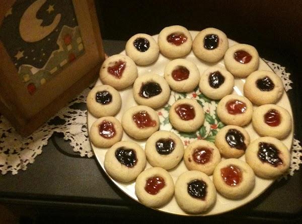 Butter Cookies (swedish) Recipe