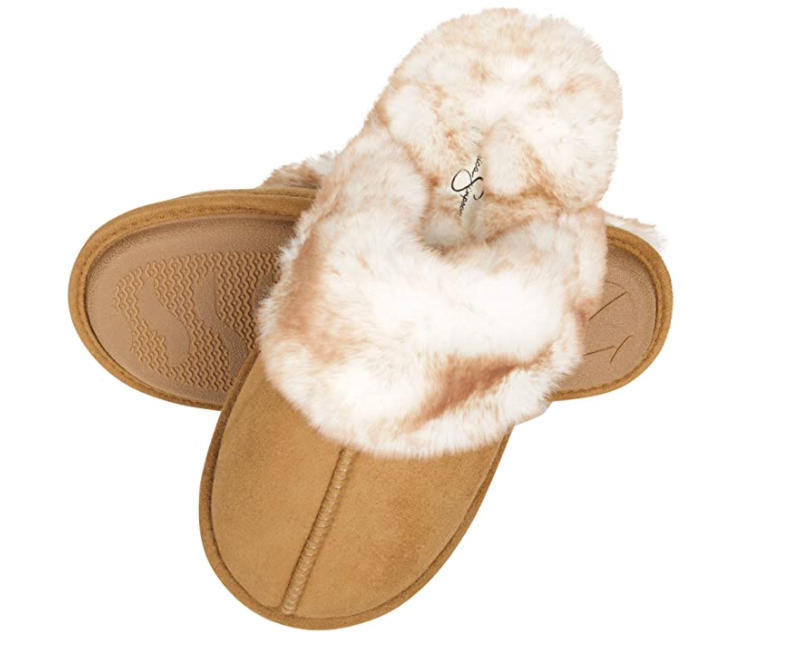 gifts for dog moms fuzzy slippers