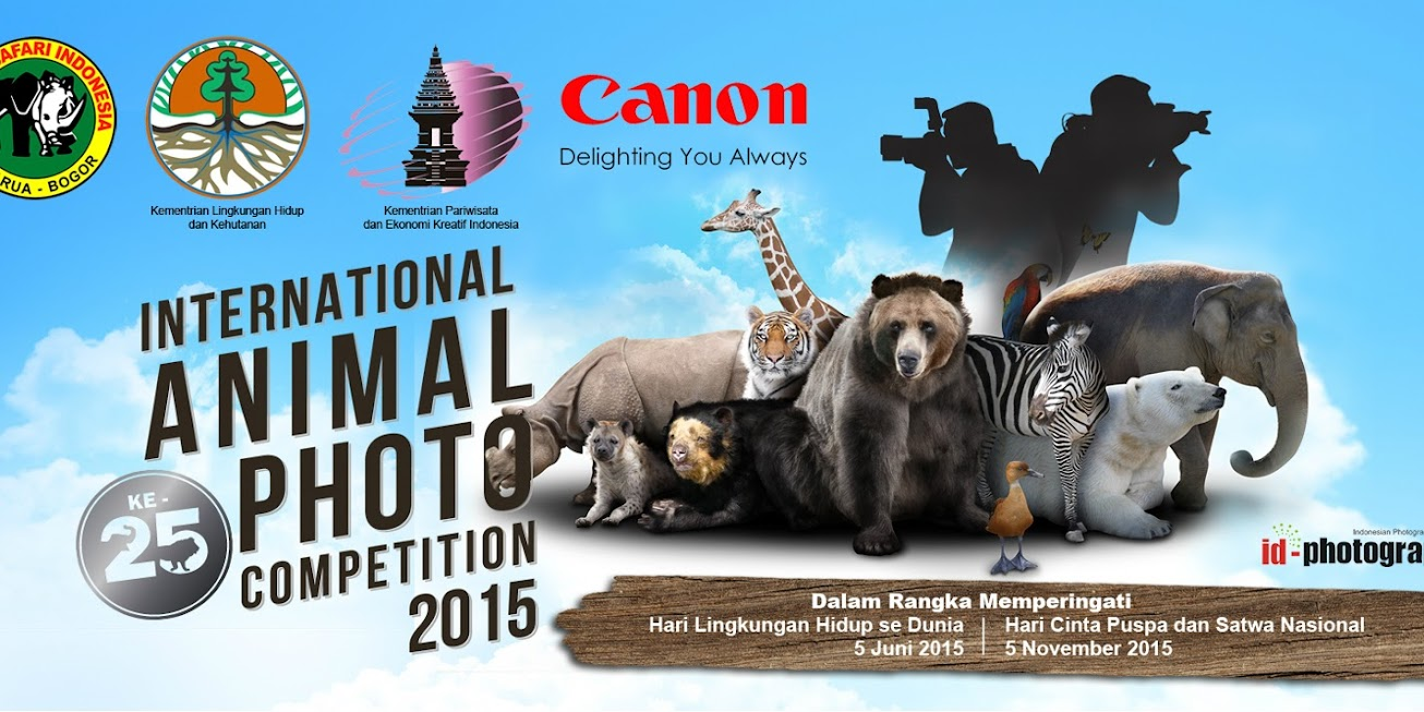 EVENT: International Animal Photo Competition 2015