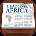 Headlines Africa icon