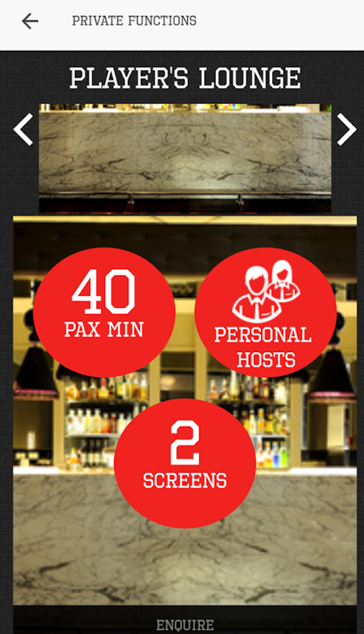 The Game Sports Bar Perth- screenshot