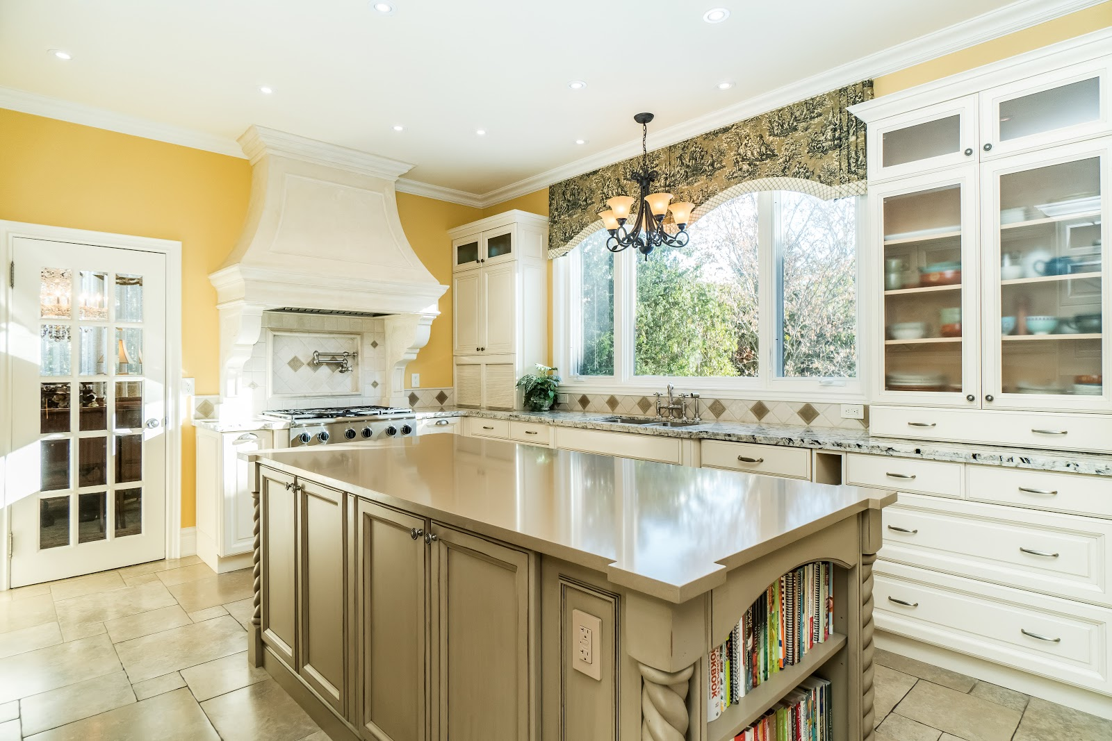 Professional Grade Kitchen In Home