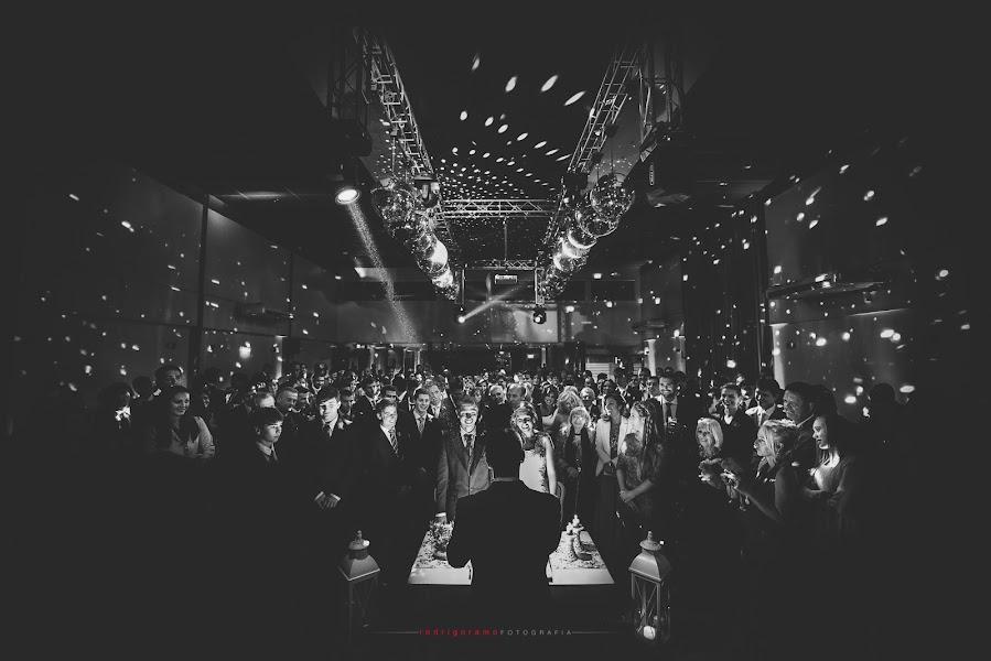 Wedding photographer Rodrigo Ramo (rodrigoramo). Photo of 12.07.2016