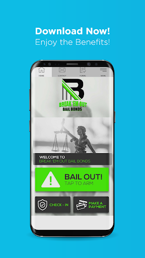 Screenshot for Break'em Out Bail Bonds in United States Play Store