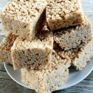 The Best Recipe for Rice Krispie Treats.