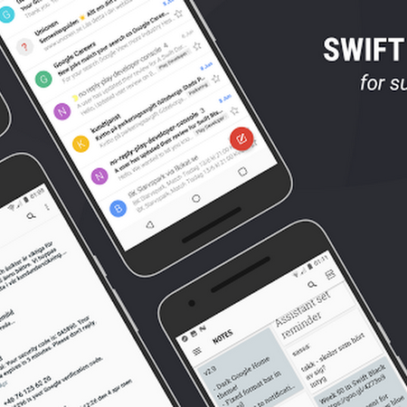Swift Light Substratum Theme v1.3 [Patched]