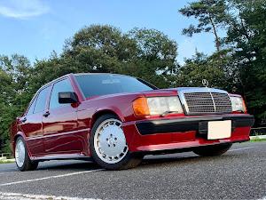 190シリーズ  1990 W201 2.5-16のカスタム事例画像 アーク9012さんの2020年08月25日17:25の投稿