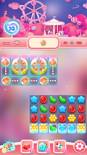 Crush the Candy: #1 Free Candy Puzzle Match 3 Game