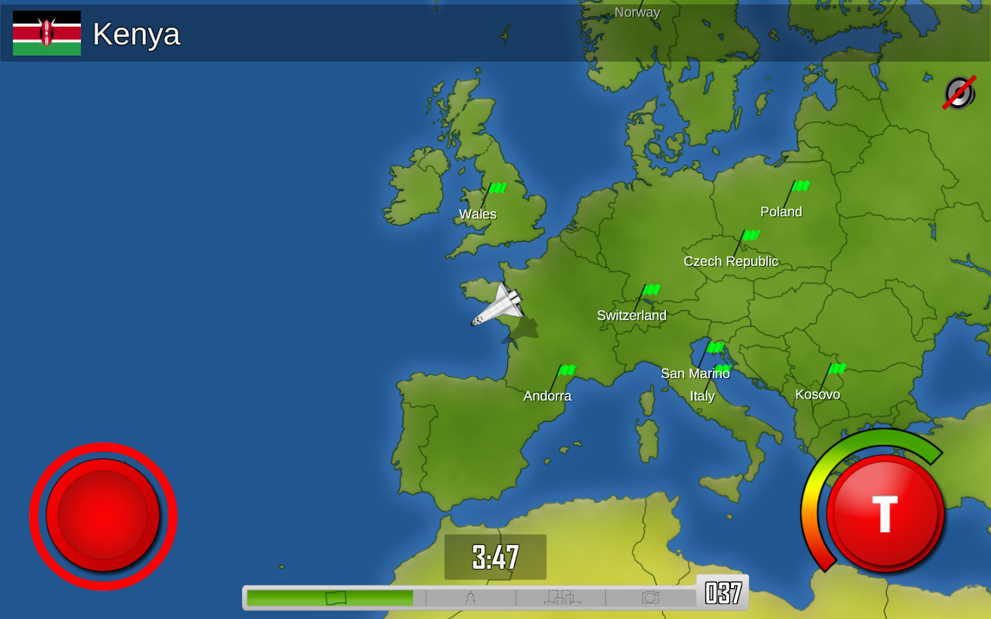 World Atlas The Game Android Apps On Google Play - Norway map world atlas