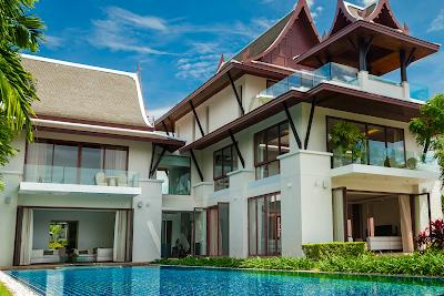 A Glamorous Villa Paradise in Phuket in phuket