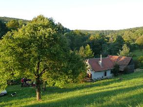 Photo: Chaloupka na Hutích