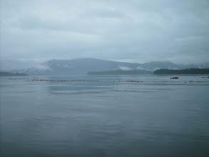 Photo: Port Houghton off Stephens Passage.