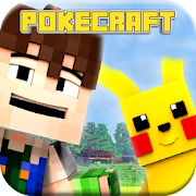 Mod PokeCraft + New Mod and Skins